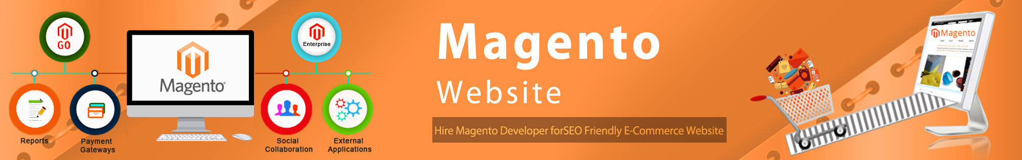 Magento website Development service in Mumbai india