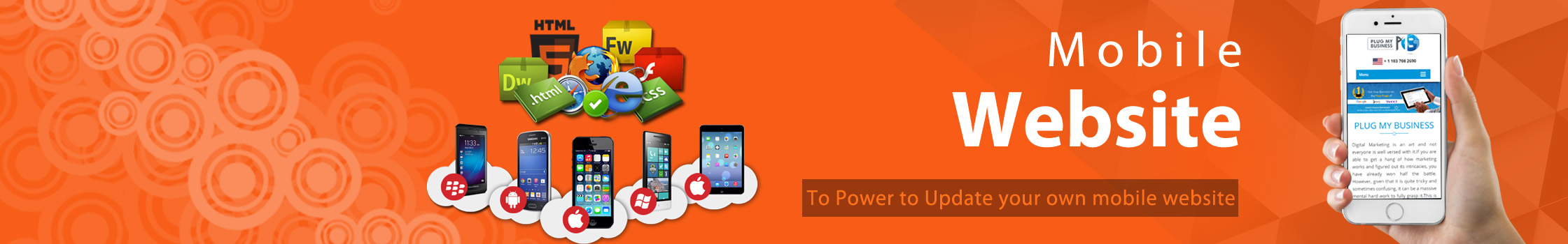 Mobile web development company Mumbai