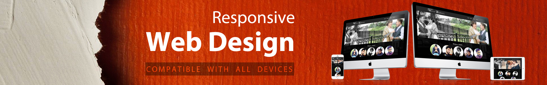 Responsive Website Design in Mumbai, India