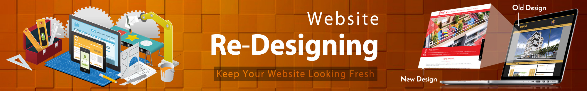 website revamp in Mumbai | Website redesign company in india